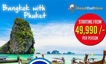 Bangkok with Phuket Emailer