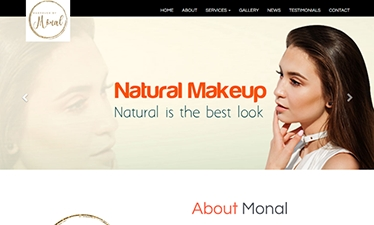 Make Over By Monal